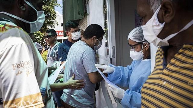 ALERTA. La organización dice que aún el mundo está en una fase en la que la enfermedad realmente sigue aumentando.