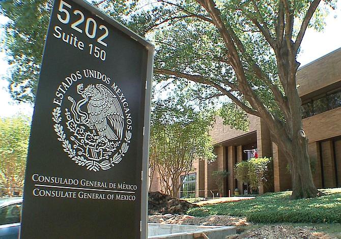 Consulado General de México en Austin reanuda actividades