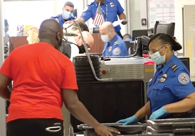 Notorios cambios en los aeropuertos