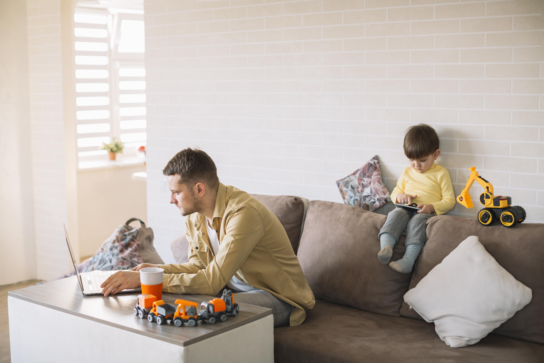AVANCE. Estimaciones hace cuatro años calculaban que en 2020, 60% de la población estaría trabajando desde casa.