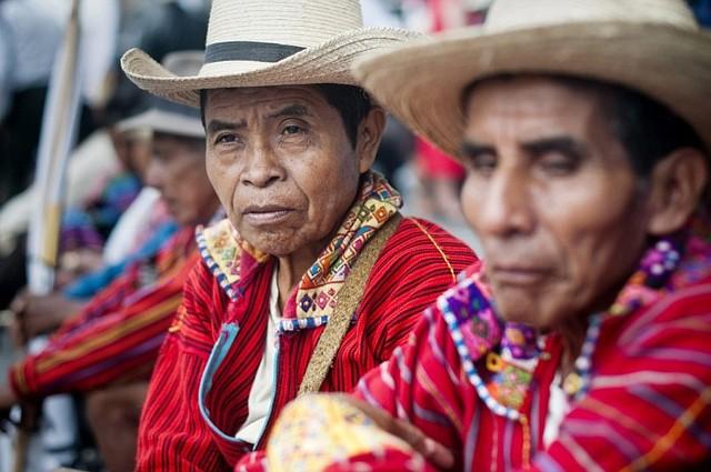 ATENCIÓN. Expertos señalan que los Estados no han mostrado interés en sus indígenas / EFE