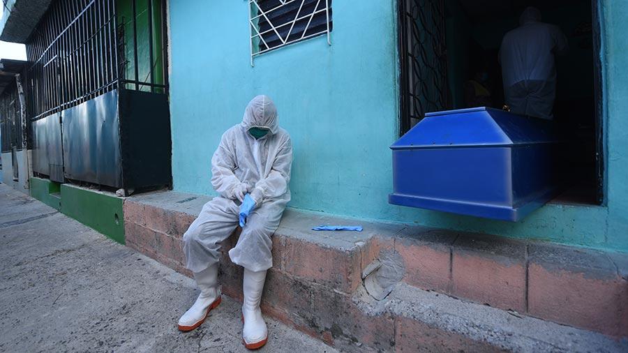 SUCESOS. Juan José Castillo, de 69 años, falleció en su casa, en una colonia populosa de Soyapango. | Foto EDH.
