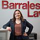 Talia Barrales, de la firma de abogados Barrales Law, está ampliando sus servicios para incluir también derechos laborales en medio de la pandemia. Foto: Gary Higgins / Boston Business Journal