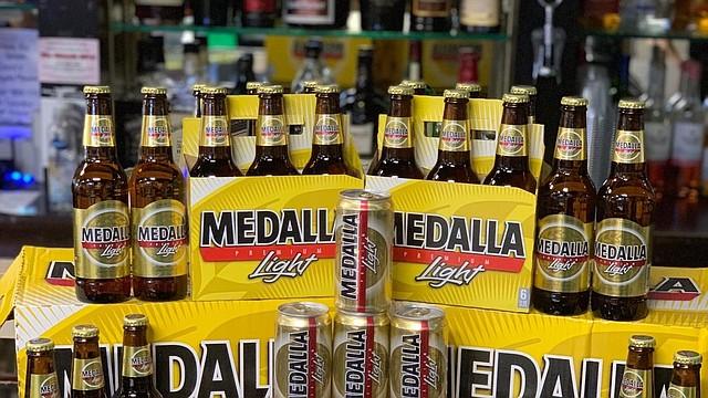 CERVEZA. La presentación de la lata es idéntica a la distribuida en Puerto Rico, afirmó Elda Devarie, presidenta de EMD Sales. | Foto: cortesía.