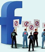 UNIÓN. Las grandes marcas le reclaman a Facebook tomar una posición firme y clara respecto de los discursos de odio vinculados a la campaña releccionista de Donald Trump y a sus admiradores.
