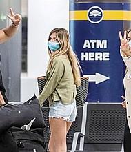 Unión Europea autoriza ingreso de turistas