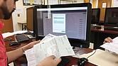 DE LEY. Cada año, el IRS procesa alrededor de ciento cincuenta millones de declaraciones de impuestos.