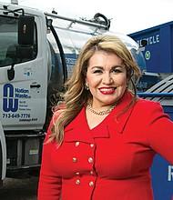 MAESTRA. Logrado el éxito, el enfoque de María Ríos se centra en ayudar a otras mujeres empresarias a navegar en el mundo de los negocios y a abogar por ellas en Washington DC.