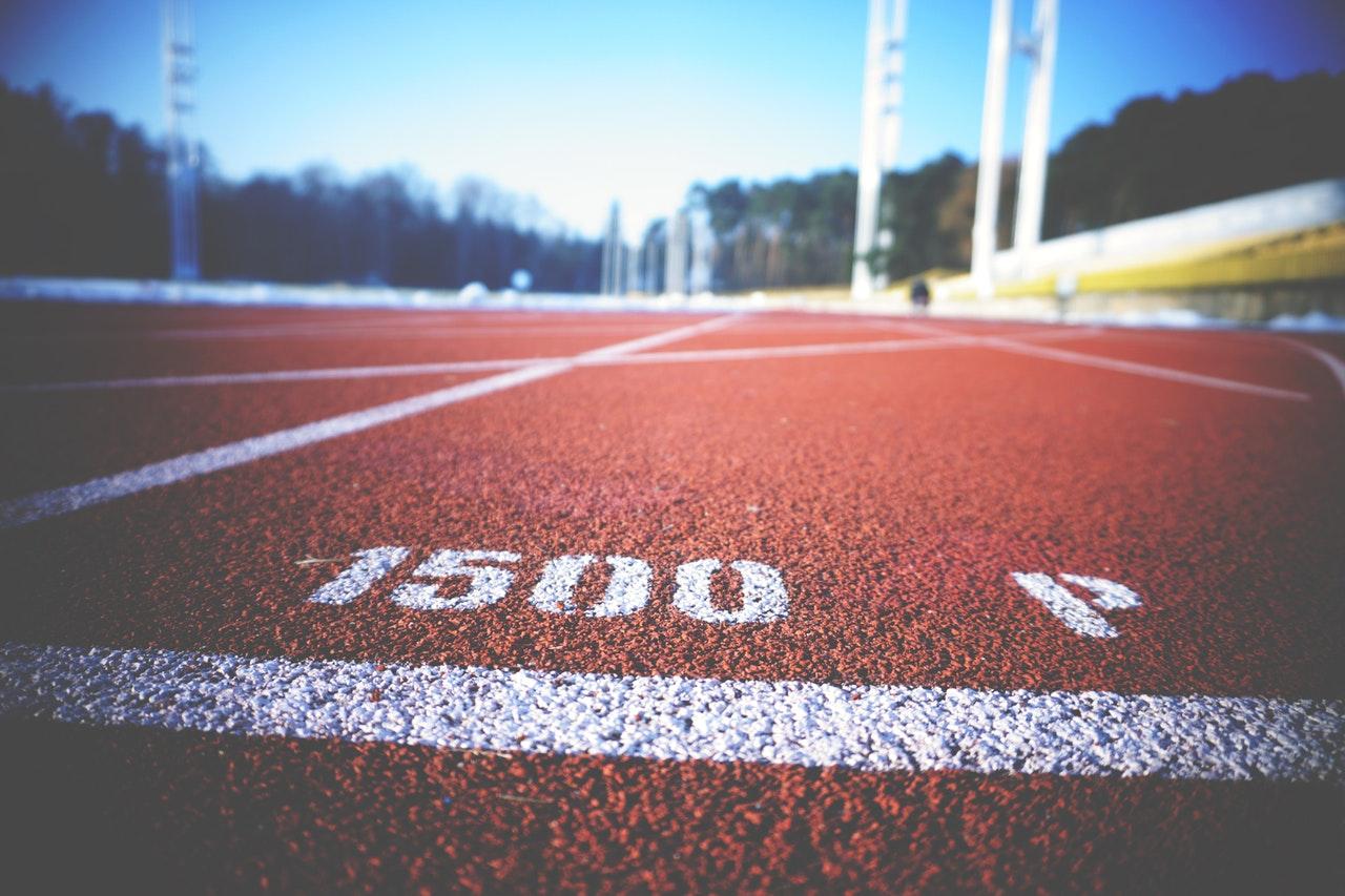 DEPORTES. Athletics