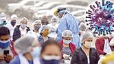G614. Una nueva forma del coronavirus se ha extendido desde Europa a Estados Unidos. La nueva mutación es más propensa a infectar a las personas, pero no hace que se enfermen más, según los científicos encargados de la investigación.