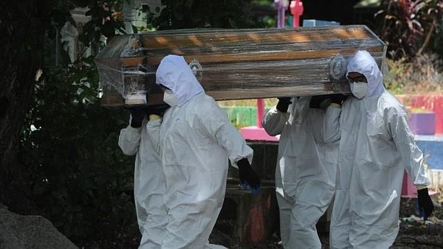 EL SALVADOR. El cementerio de Quezaltepeque realizó su último entierro protocolo Covid-19 / El Salvador