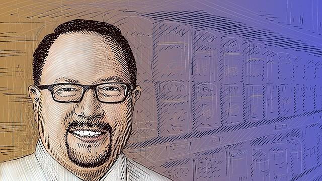 Robert Unanue, CEO de Goya Foods. Wall Street Journal