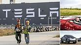 IMPULSO ECONÓMICO. Tesla anunció que la construcción de su mega fábrica en Austin comenzaría en el tercer trimestre de este año. En estas instalaciones trabajarán cinco mil personas contratadas en la región.