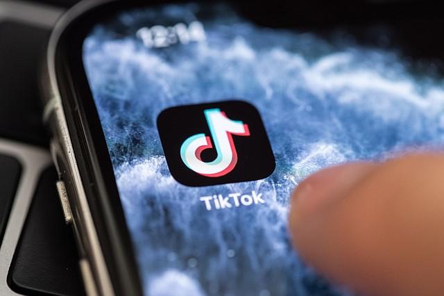 REDES. La aplicación de Tiktok se popularizó en medio de la pandemia por el COVID-19. | Foto: Efe.