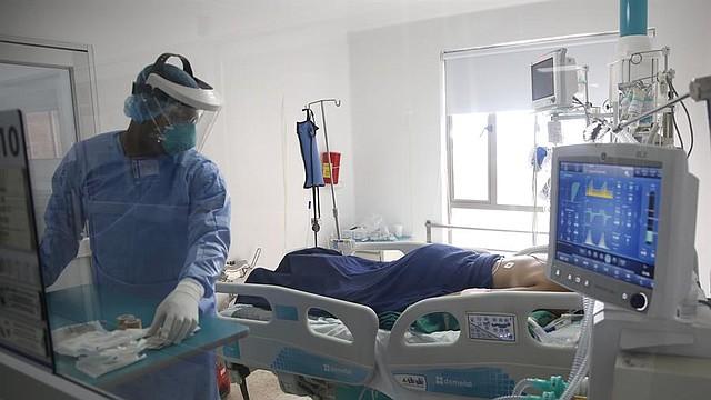 SALUD. Con estos números, Colombia se convirtió en el décimo país del mundo con más casos de coronavirus