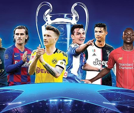 CALIDAD. La Champions y la Europa League reúnen a los mejores equipos del 'Viejo Continente'. Solo los clubes más fuertes llegan a la fase de grupos. Y los mejores a la recta final, que se jugará en agosto.