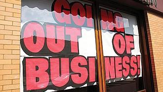 TERRIBLE. El sector restaurantero es el que ha registrado más cierres en todo el país, superando a los negocios de ventas minoristas.