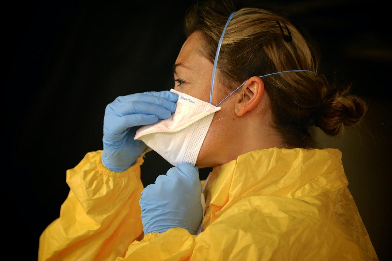 COVID-19. Mascarillas para protegerse del virus