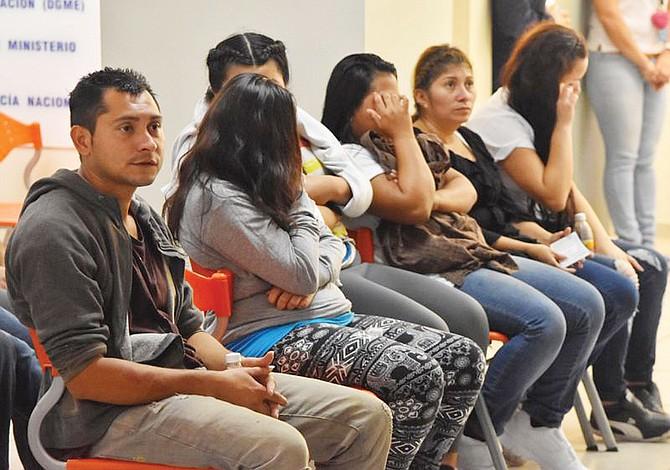 Esperanza para solicitantes de asilo