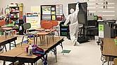 PREOCUPACIÓN. A medida que se acerca el inicio del nuevo ciclo escolar en plena pandemia del COVID-19, los profesores se declaran renuentes a regresar a las aulas si no se dan las garantías sanitarías para evitar potenciales contagios del coronavirus.