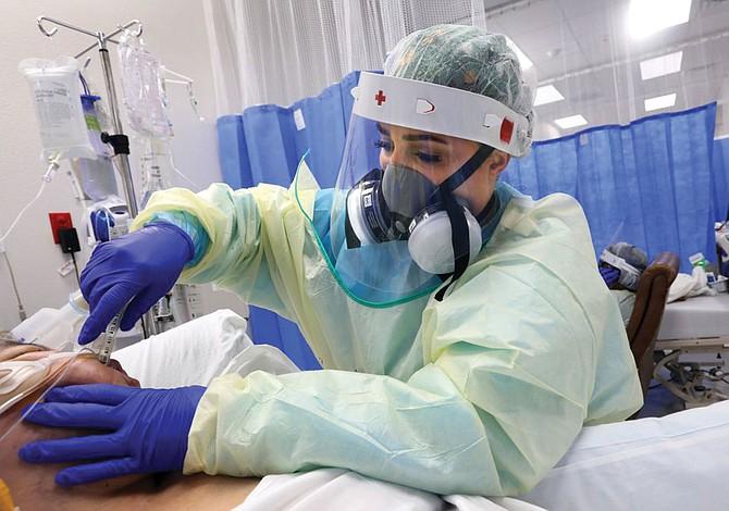 Menos contagios y hospitalizaciones