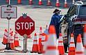 COVID-19. Las autoridades del DMV trabajan para aumentar el número de pruebas realizadas, una cifra importante en la lucha contra la pandemia. | Foto: Efe/Shawn Thew.