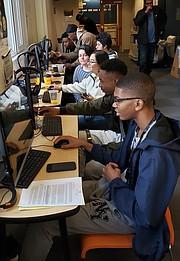 PROFESIONALES. Ceremonia de graduación de los estudiantes de UDC, el único centro de educación superior público en DC. | FOTO: UDC Facebook