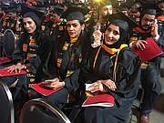 SOLICITUDES. Los estudiantes que necesitan cubrir los costos de sus estudios con las becas de DCTAG tiene que postular cada año. | FOTO: OSSE Facebook