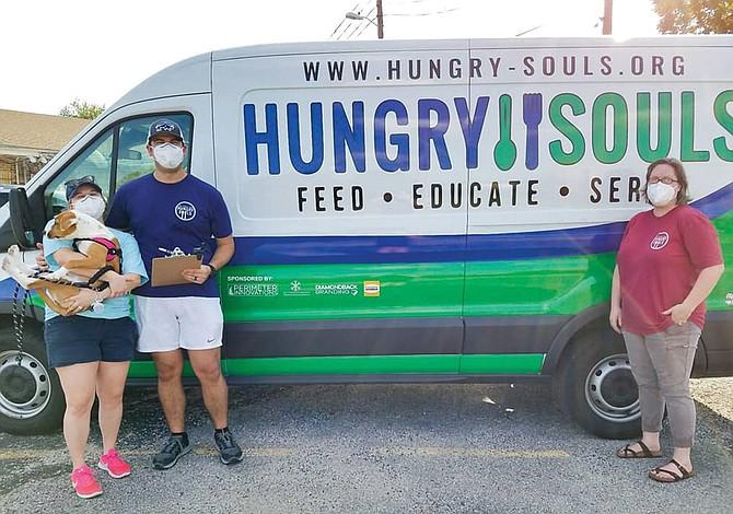 Solidaridad para mitigar el hambre de miles de estudiantes