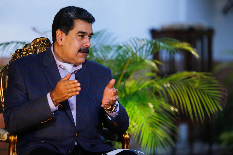 CARACAS. Nicolás Maduro aún gobierna en Venezuela pese a los intentos de tomar el poder de Juan Guaidó y la presión internacional. | Foto: Efe.