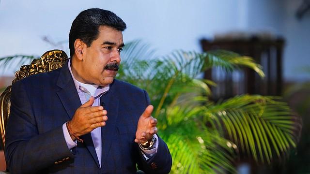 CARACAS. Nicolás Maduro aún gobierna en Venezuela pese a los intentos de tomar el poder de Juan Guaidó y la presión internacional.   Foto: Efe.