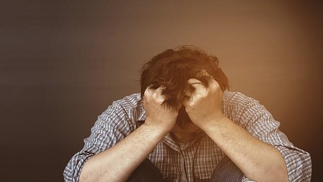 1 de cada cuatro personas en EEUU experimenta sintomas de depresión. Freepik