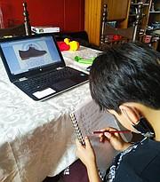 INTERNET. Padres de familia y maestros estiman que unos 51 mil alumnos necesitan computadoras y servicio de internet eficiente. | CORTESÍA