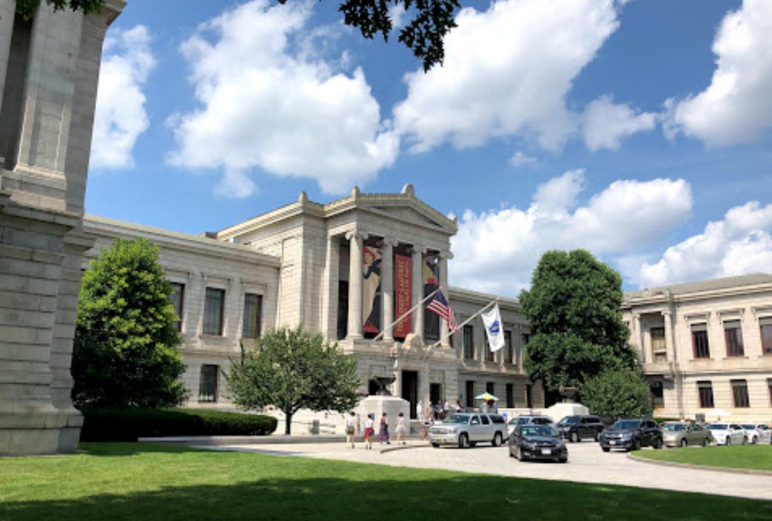 NEGOCIOS. El Museo de Bellas Artes de Boston (MFA)