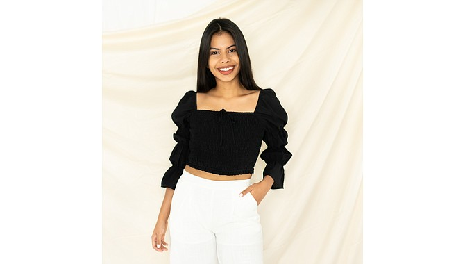 Vanessa Sirias, fundadora de Nessa Store