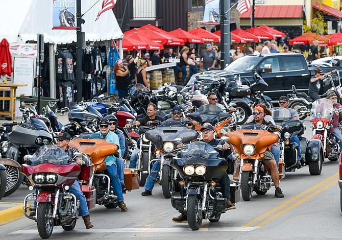 Motociclistas serían responsables de un cuarto de millón de contagios