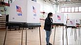 SIN SUSPICACIAS. Los funcionarios electorales esperan que los votantes comprendan que el hecho de que probablemente haya una demora en la obtención de los resultados finales de la elección presidencial no significa que algo esté mal.