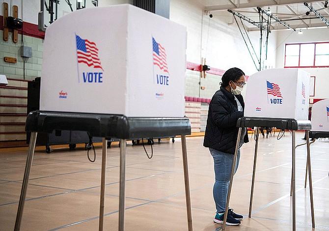 Advierten a votantes: Paciencia para conocer resultados electorales