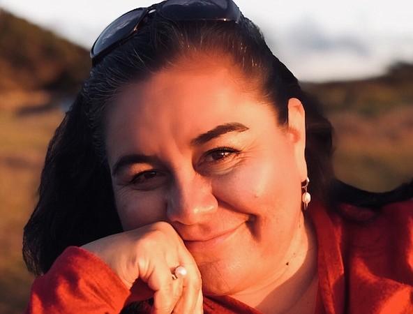 Graciela Rivera-Oven | Voluntaria y consultora, Up County Consolidation HUB at BlackRock | FOTO: Cortesía
