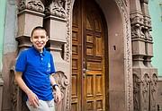 BOLIVIA. Este pianista nació en Cochabamba y profesionalmente empezó tocando la batería en una banda de rock, pero ahora lo suyo es el jazz. | FOTO: Tomada de jose-andre.com