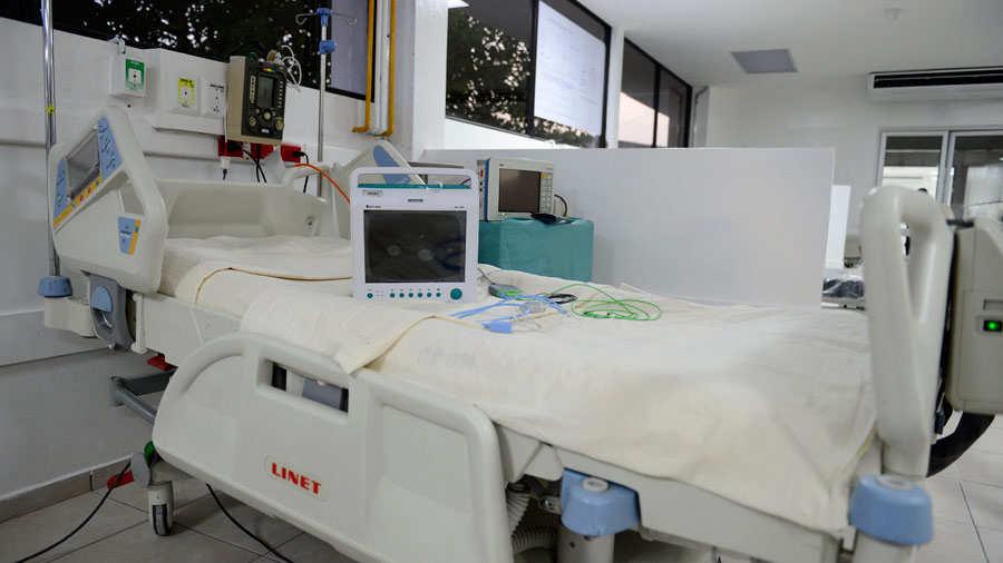 SALUD. La Agencia de los Estados Unidos para el Desarrollo Internacional (Usaid) donó un total de 250 ventiladores portátiles que serán utilizados en los diferentes hospitales de El Salvador. Foto EDH / Jessica Orellana.