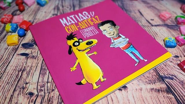 ESTRENO. Pinilla presentó su nuevo libro infantil/@nadincitabusquets