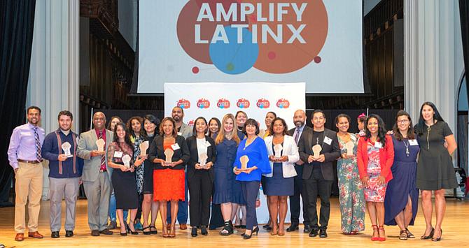 NEGOCIOS. Premios Latinx Amplifiers 2020
