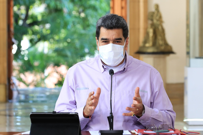 VENEZUELA. La justicia de Estados Unidos ofreció una recompensa por información que conlleve al arresto de Nicolás Maduro, acusado de narcoterrorismo. | Foto: Efe.