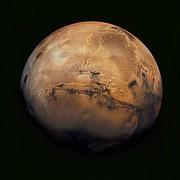 MARTE. En el futuro, Trujillo quisiera tener la oportunidad de confirmar si la vida en Marte existió. | FOTO: NASA/USGS
