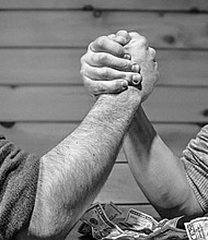 LUCHA. Resultan preocupantes los niveles de polarización/Pixabay