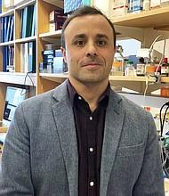 Dario Lemos, investigador argentino