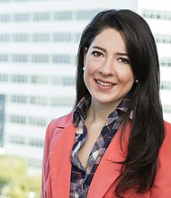 Liliana De La Paz, investigadora en Gilead