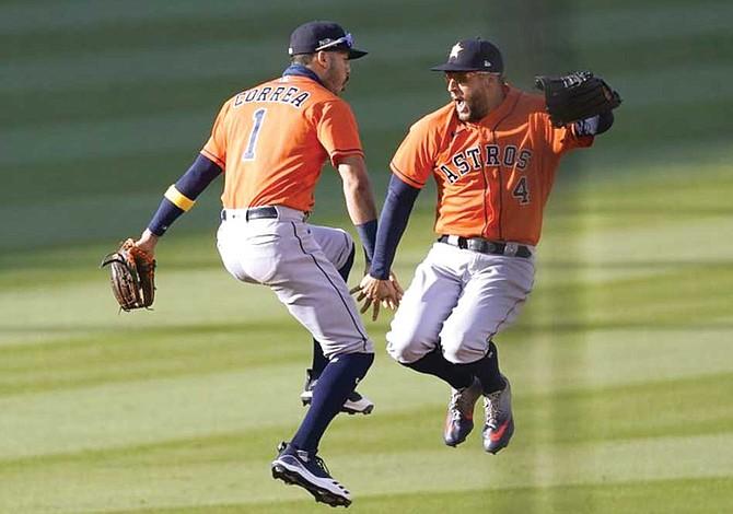 Astros se entusiasma