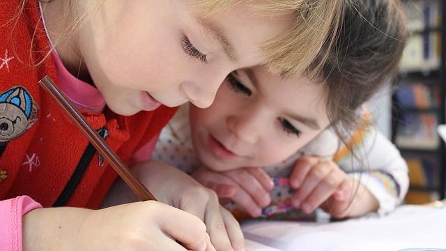 EDUCACIÓN. Niños en aprendizaje remoto. Pixabay